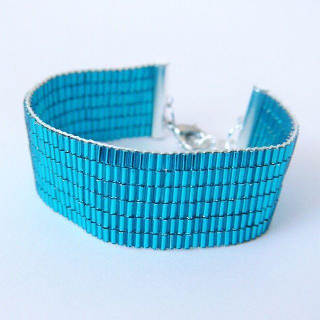#beading #zkoralików #handmade  #DIY #bracelet #bransoletka