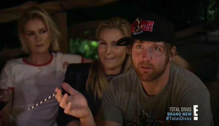 Dean ambrose and renee young are dating 2015 1