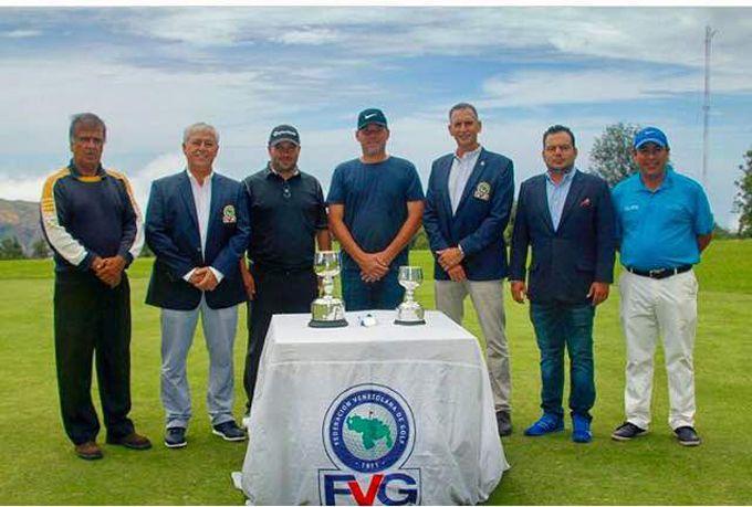 Félix Domínguez ganó el campeonato nacional de la categoría Mid #Deportes #Golf