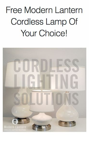Wish I could figure out where to enter this promotion. These lamps are great! @mlgirl #modernlantern