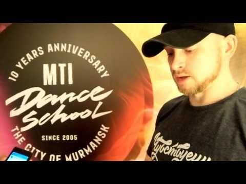 MTI танцевальная студия в Мурманске. День открытых дверей.