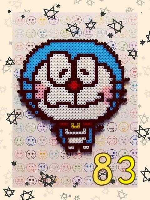 More interesting world of human Ryoko: [Summer legendary fight bean creation @ 101] day27 Dora A Dream (Doraemon) - Lotto log
