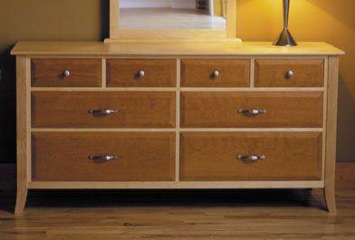 dresser woodworking plan indoor bedroom furniture project plan wood store