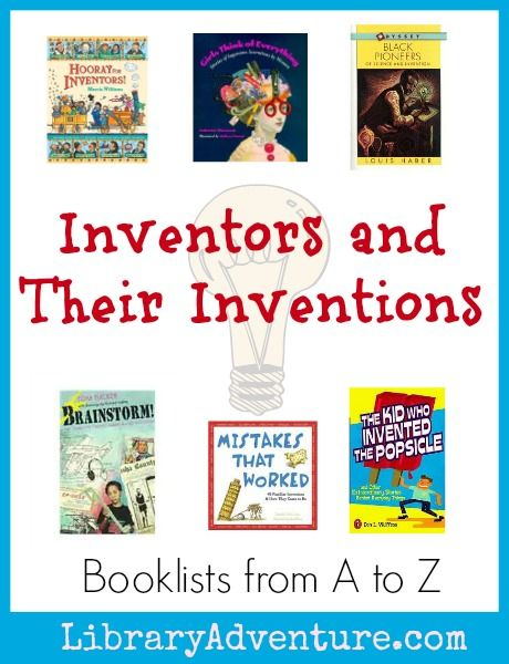 Books About Inventors and Their Inventions