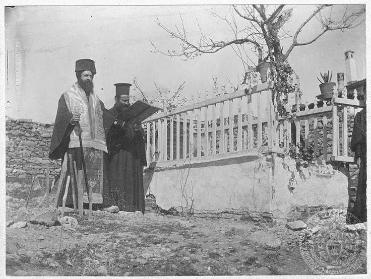 File:Germanos Karavangelis 31 March 1906 on Pavlos Melas Grave.jpg