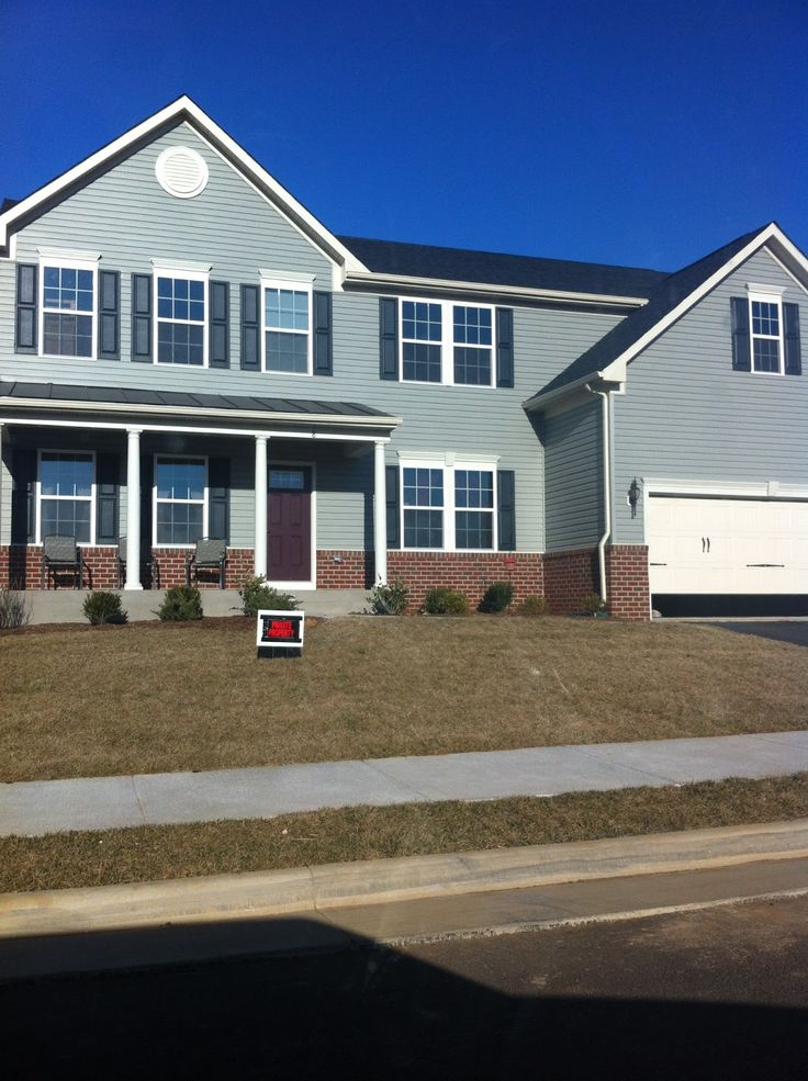 20 best images about siding on pinterest exterior colors for Siding colors for homes