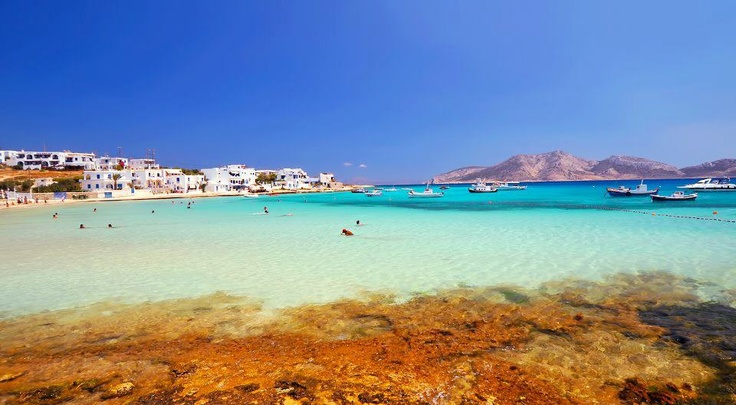 Koufonissia Cyclades - GREECE