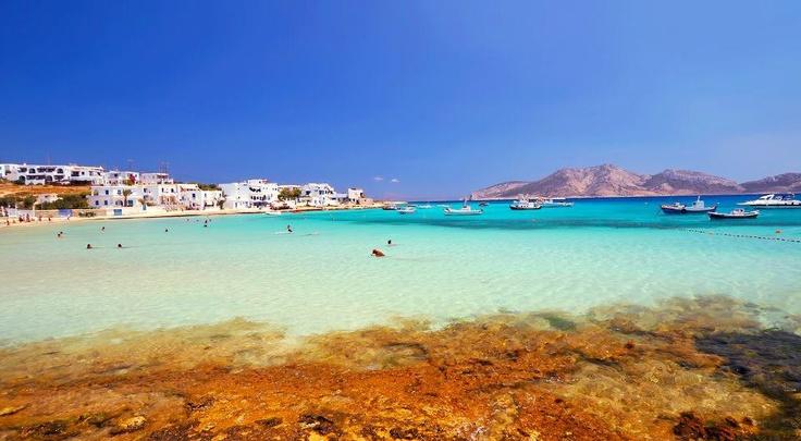 Koufonissia Cyclades - GREECE
