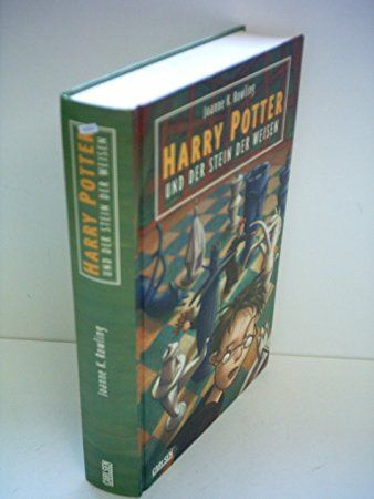 Joanne K. Rowling: Harry Potter und der Stein der Weisen (német nyelvű!, ebayon is megtaláltam,de más oldalakon is fenn van fillérekért)