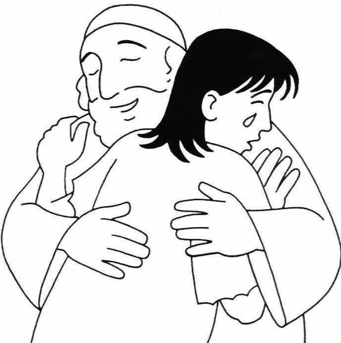 free christian clip art prodigal son - photo #16