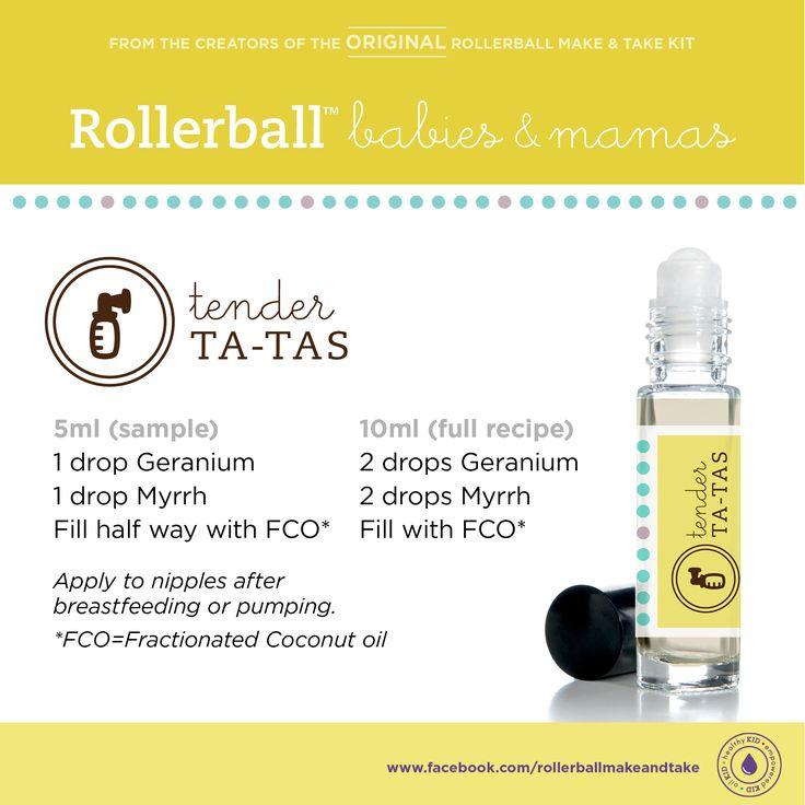 Rollerball Babies & Mamas - Tender Ta-Tas