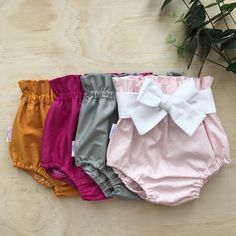 high waisted baby bloomers pattern - Google Search                                                                                                                                                                                 More
