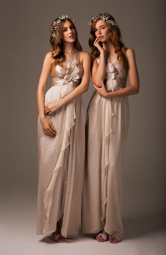 The Babushka Ballerina Bridesmaid Gowns