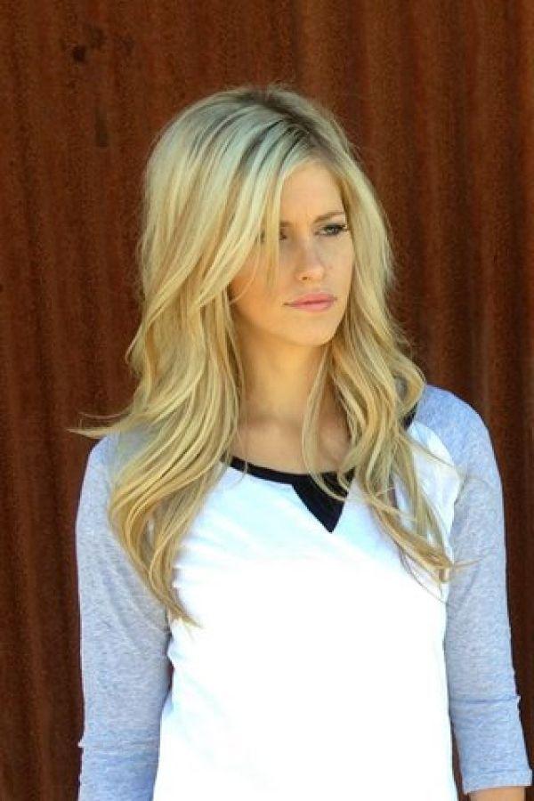 Phenomenal 1000 Ideas About Blonde Long Layers On Pinterest Long Layered Short Hairstyles Gunalazisus