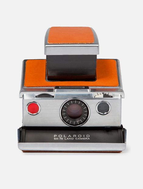 Industry design (Polaroid SX-70) Anyone who remember