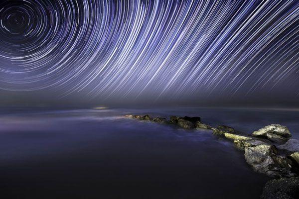 perierga.gr - Ουράνια τόξα αστεριών!
