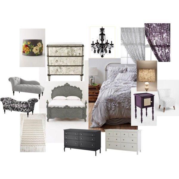 Best 20+ Purple Gray Bedroom ideas on Pinterest   Purple grey ...