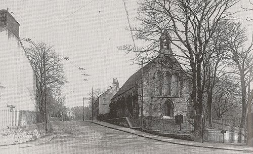 Spiersbridge Church Thornliebank CGlasgow
