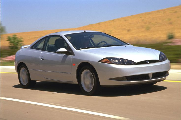 The Ford Cougar was A Coupé Sold in the European Market Between 1998 and 2002 https://www.enginetrust.co.uk/ford-engines