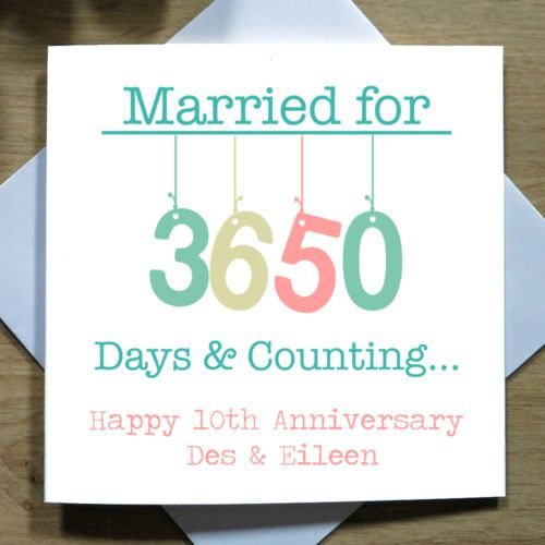 10th Wedding Anniversary Ideas: The 25+ Best 10th Anniversary Gifts Ideas On Pinterest