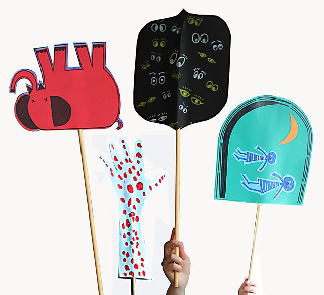 Passover Kid's Craft: The Ten Plagues Placards: Part Two!