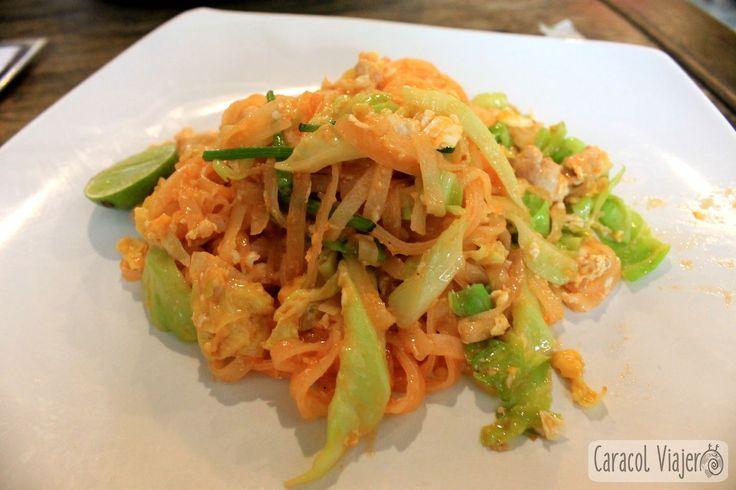 Tailandia ¡comida y precios de Ayutthaya! - Caracol Viajero