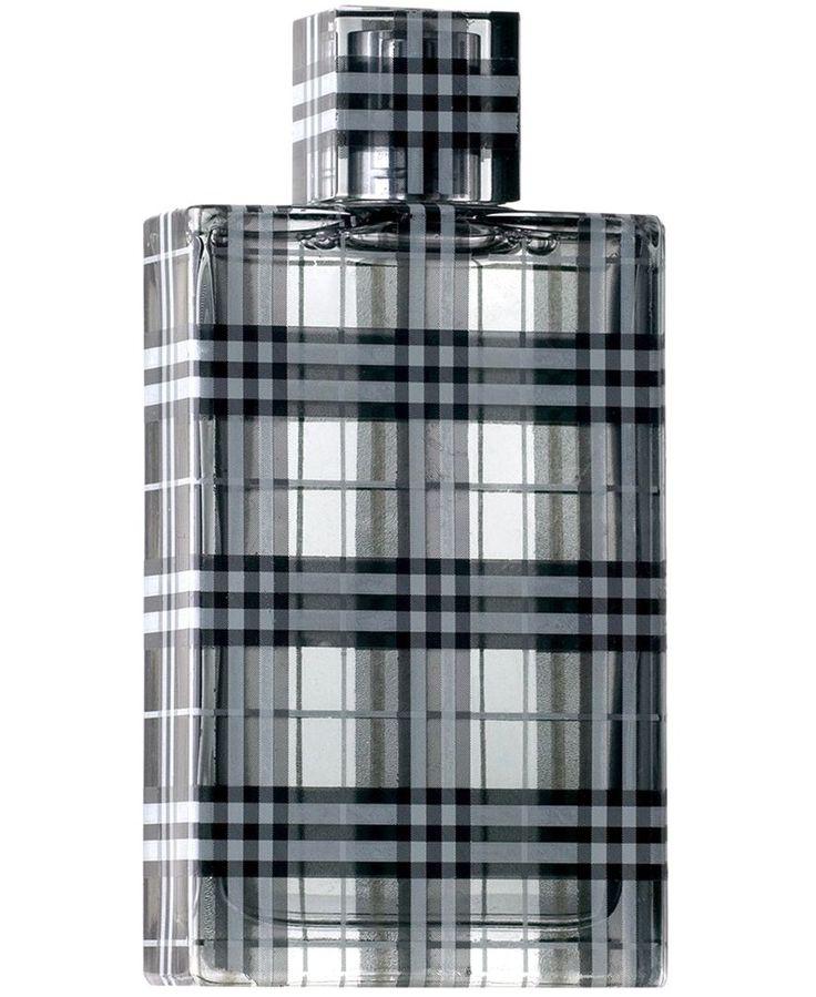 Burberry Brit for Men Eau de Toilette Spray 1.7 oz