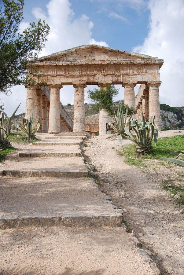 The Temple of Segesta | Calatafimi Segesta (Trapani), Sicily, Italy