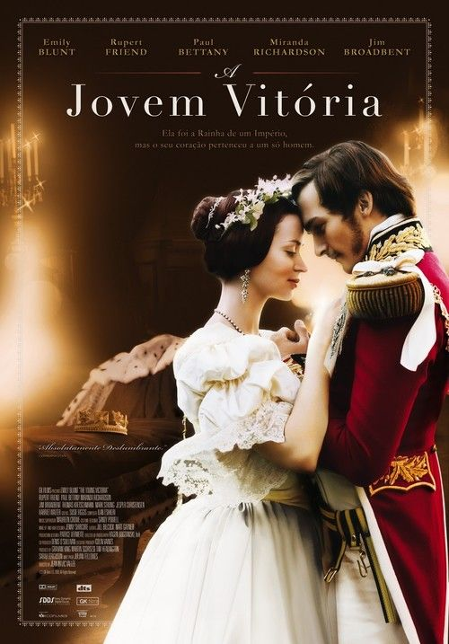 The Young Victoria (2009) Full Movie Streaming HD