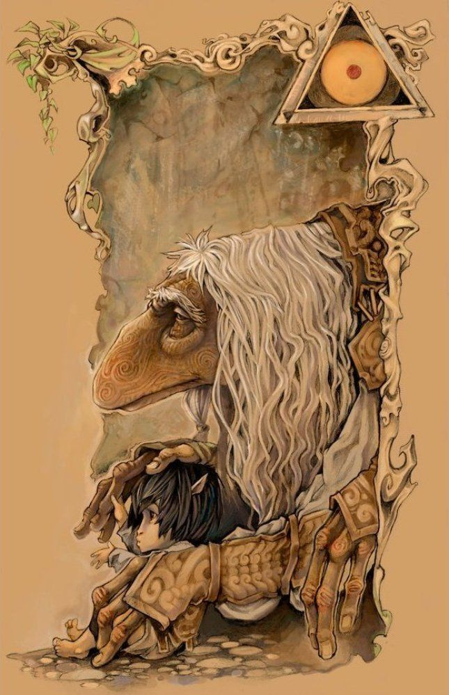 The Dark Crystal, Wow this movie is so old but I remember it was one me and my son would watch this over and over.