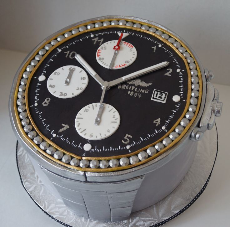 Watch Cake My Cakes Pinterest Watches And Cakes