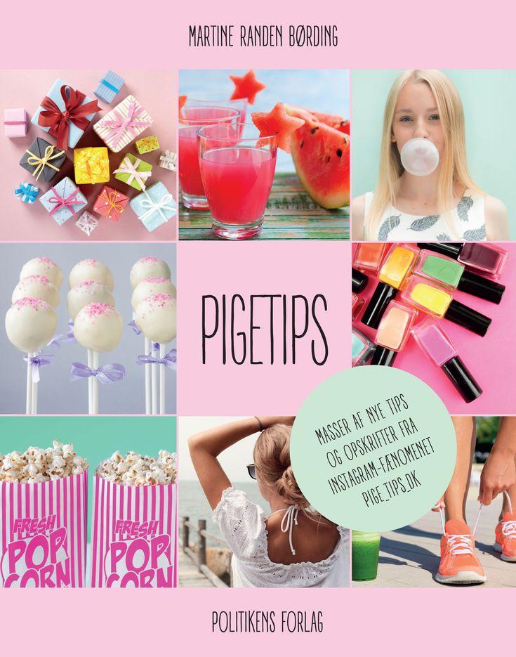 15-årige Martine har på Instagram fundet sin helt egen kombination af Instagram og blog, hvor hun hver dag skriver til piger på 10-16 år om det, der er mest spændende i et pige-teenageliv:  Ting, man kan lave med sine veninder Lækre opskrifter på mad, kager og drinks Hyggelige DIY-projekter Pakkelister til ferie, sport og sleepover Ansigtsmasker og bodyscrub, man selv kan lave Idéer til at gøre løbetur og træning sjovere Inspiration til en wellness-dag Indretning af værelset.