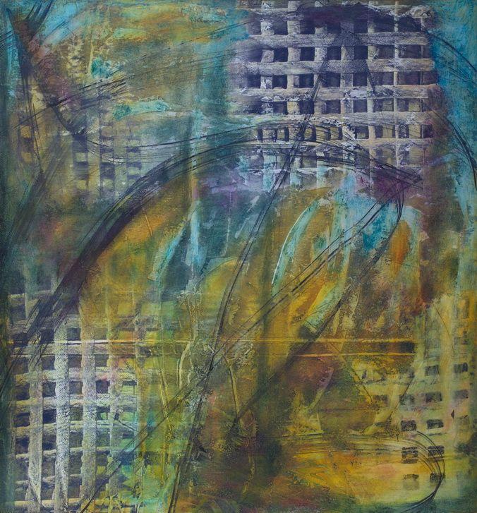 #Titel: #brooken #alepo /36 * 38,5 cm/Mai 2016 #Armin #Burghagen #artist #artoftheday #artistoninstagram #Radierung #abstractart #contemporaryart #fineart #artwork #drawing #painting #art #abstract #contemporarydrawing #contemporarypainting #kunst #künstler #zeitgenössischekunst #skizze #abstrakt #skizzenbuch #abstraktekunst #malerei #zeichnung #kunstwerkbroken Gitter Aleppo