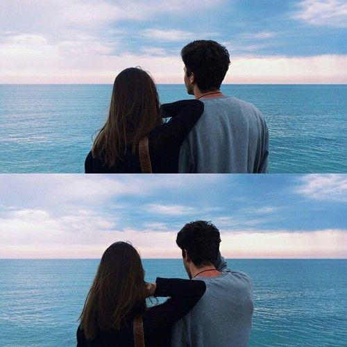 Imagen de love, couple, and goals