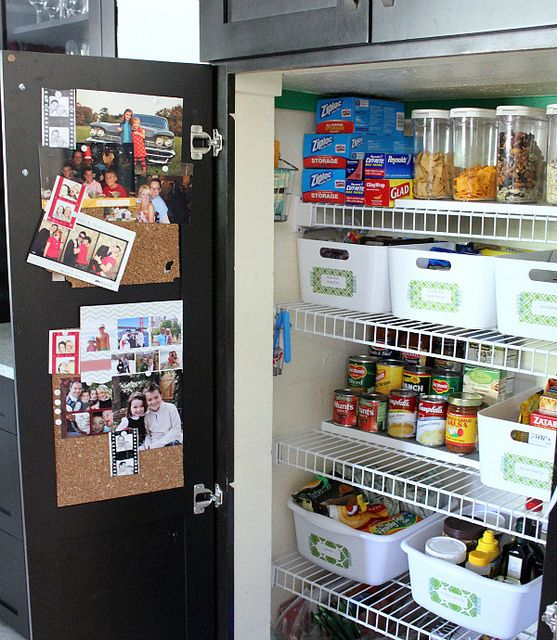 Organized Pantry And Pantry Tips: 96 Best Images About Organize The Back Of A Door On