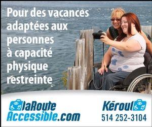 KEROUL: La Route Accessible