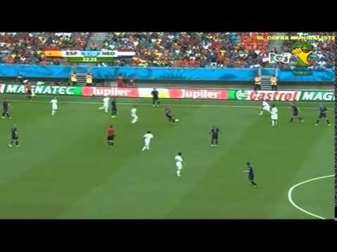 España - Holanda   Futbolmanía RCN   Mundial Brasil 2014