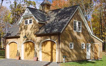 Via bklyn contessa new england barn company kent for New england barn homes