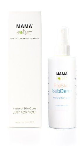 ProSkin SebDerm Natural Skin Care by Mama Nature of London (4 floz) - Seborrheic Dermatitis on face and scalp, Adult Cradle Cap, Hair Loss by Mama Nature. $51.45. Finest quality natural & organic ingredients. Contains no harsh chemicals. Money back guarantee. Freshly prepared. Effective & proven seborrheic dermatitis treatment. Vegan & Eco-friendly. WE GIVE A HASSLE FREE FULL REFUND IF, FOR ANY REASON, YOU ARE NOT SATISFIED WITH THE PRODUCT. SIMPLY SEND IT BACK (UNUSE...