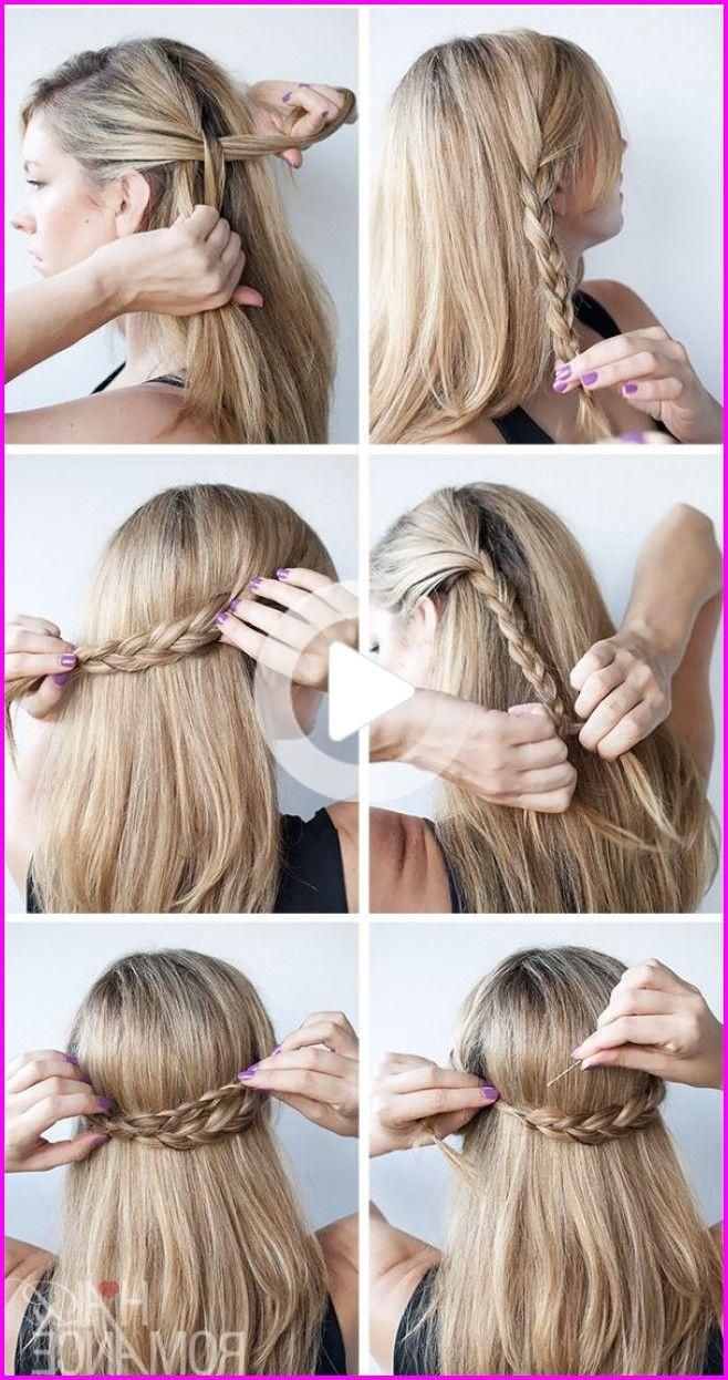 50 Easy And Cute Hairstyles For Medium Length Hair Easy Hairstyles For Medium Hair Medium Length Hair Styles Cute Hairstyles For Medium Hair