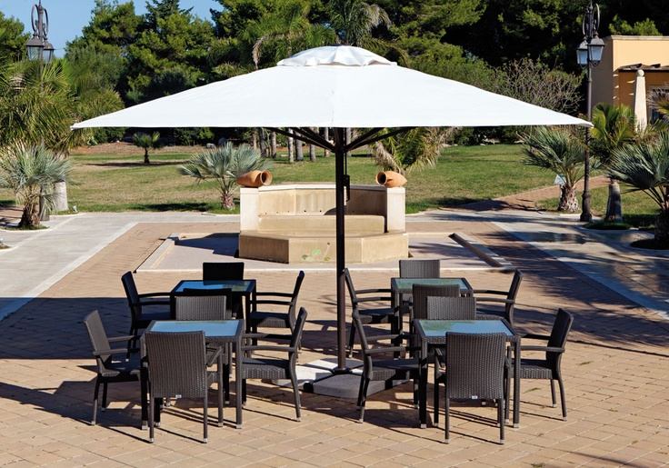 Ombrellone President OpenD http://www.opend.it/shop/ombrelloni-e-gazebo/ombrellone-president/