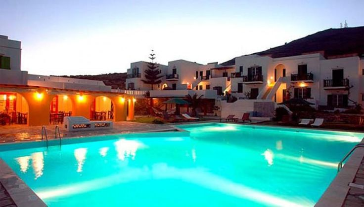 4* Porto Tango Hotel στην Τήνο μόνο με 89€!