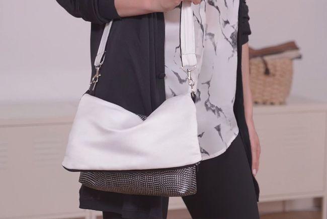 Grâce à ce tutoriel Mondial Tissus, réalisez votre propre sac, qui ne ressemblera à aucun autre ! Alors, prêtes à faire des jalouses avec votre petit sac r