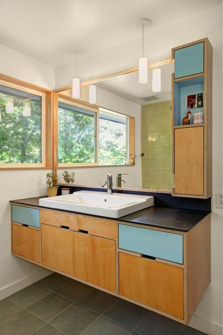 Best Kerf Floating Bathroom Vanities Images