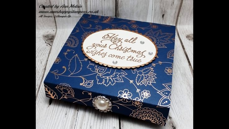 Sectioned Gift Box For Nail Polish or Lipsticks