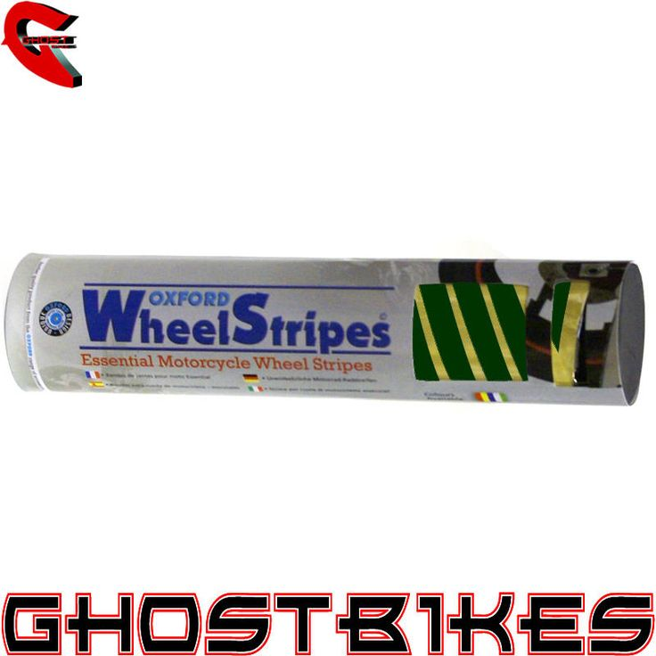 Oxford Fluorescent Wheel Stripes  Description: The Oxford Rim Tapes are packed with features…              Specifications include                     Essential Wheel Stripes                    Unique pre-curved 4 part design                    7mm wide to fit 17 inch rims                    Available in 5 colours          ...  http://bikesdirect.org.uk/oxford-fluorescent-wheel-stripes-4/