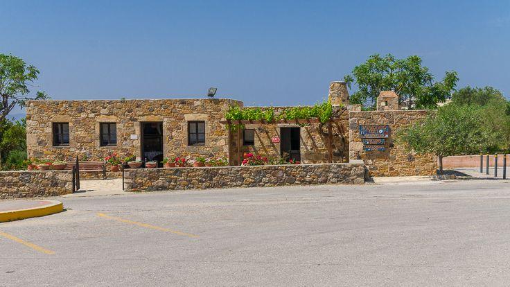 "Das Heimatkundemuseum ""Traditional House"" in #Antimachia,  #Kos #Insel #Griechenland #greece #island #Dodekanes #InselKos #KosIsland"