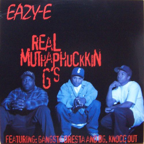 "[Video] Eazy E's ""Real Muthaphuckkin G's"" (Dissin' Dr. Dre & Snoop Doggy Dogg)"