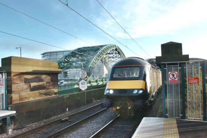 Image result for grand central railway sunderland station