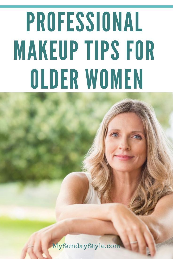Makeup Tips for Older Women, My Sunday Style in 9  Makeup tips